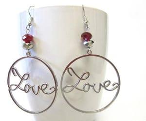 etsy, valentine, and love jewelry image