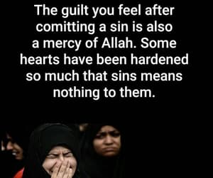 allah, muslim, and forgiveness image