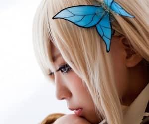 anime, cosplay, and sena kashiwazaki image