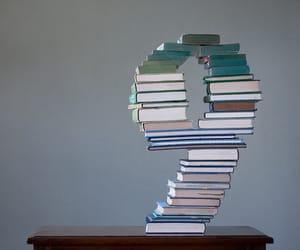 books, nine, and numbers image