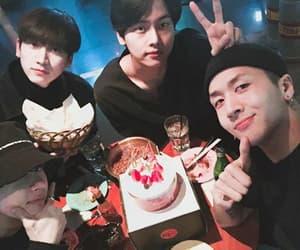 n, hong seok, and ken image