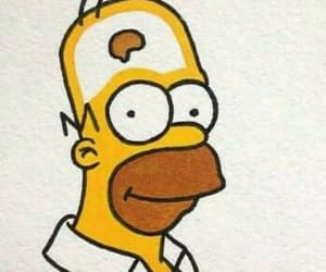 Homero, the simpsons, and inspirate image