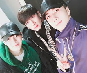 Leo, hong seok, and vixx image