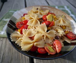 cheese, pasta, and appetizers image