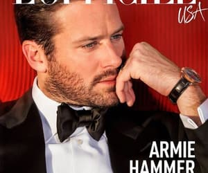 armie hammer and l'officiel hommes image