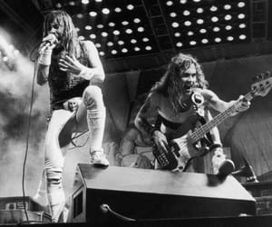 iron maiden, Bruce Dickinson, and singer image