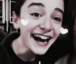girls, finn wolfhard, and themes image
