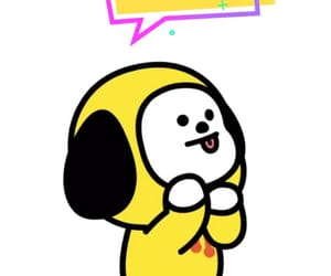 wallpaper, bts, and chimmy image