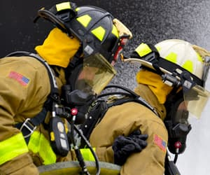 article, fire safety equipment, and firefighter tools image