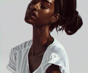 digital art, black art, and rn4students image