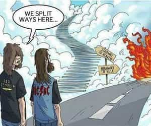 led zeppelin, ac dc, and rock image