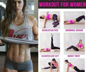 body, fitness, and life image