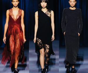 fashion show, runway, and Givenchy image