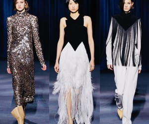 fashion show, runway, and fashion week image