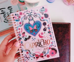 agenda, planner, and sweet image