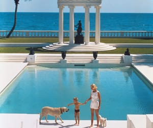b, beach, and luxury image