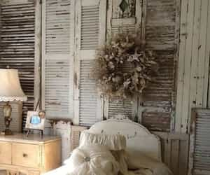 shabby chic bedroom image