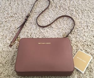 accessories, brand, and handbag image