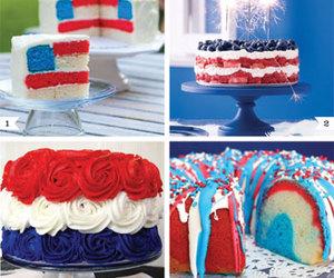 cake and usa image