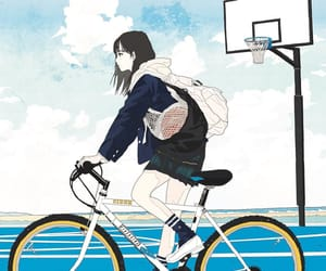 illustration, anime, and rei kato image