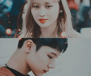 couple, k-pop, and ten image