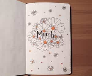 art, diy, and journals image