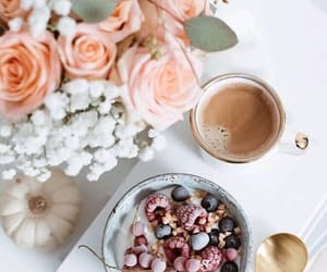 aesthetic, little things, and coffee image
