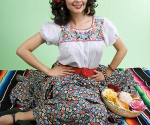 mexican, Pin Up, and maritza martini image