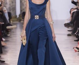 designer, dress, and gorgeous image