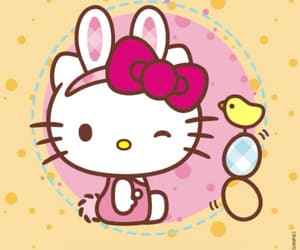 eggs, bunny, and colorful image