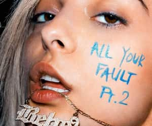 bebe rexha and all your fault image
