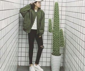 girl, fashion, and korean image
