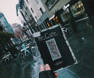 90s, snow, and the cure image