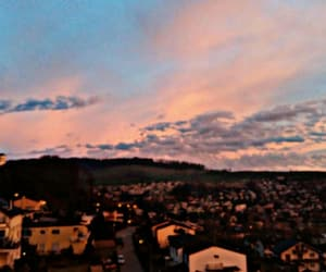 clouds, morning, and luzern image