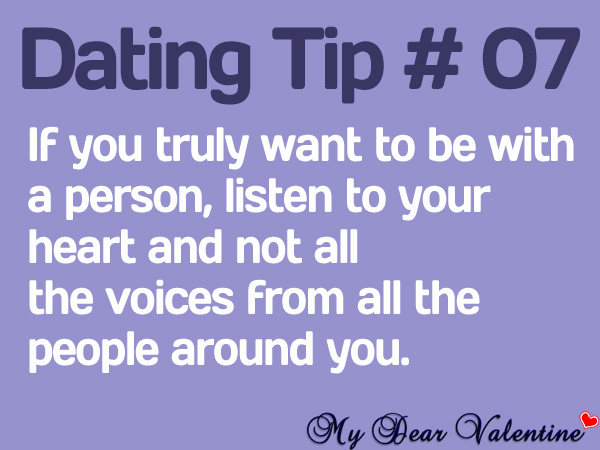 If You Truly Want To Be With A Person Picture Quotes