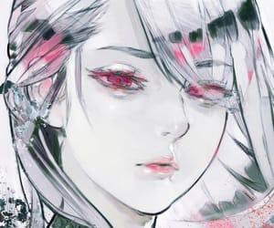manga, anime, and background image