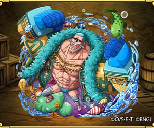 anime, one piece, and franky image