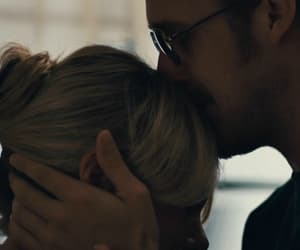 love, blue valentine, and kiss image