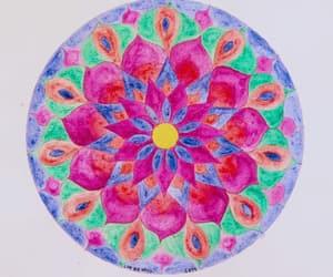 colorida and mandala image