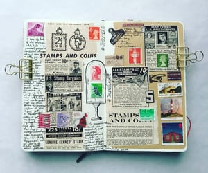 art journal and journaling image
