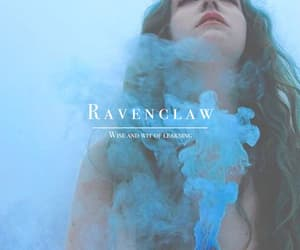 harry potter, ravenclaw, and hogwarts image