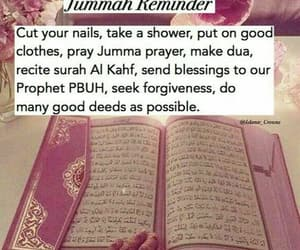 friday, jummah, and blessed day image