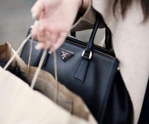 fashion, Prada, and shopping image