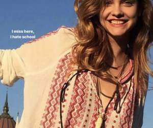 barbara palvin, gorgeous, and model image