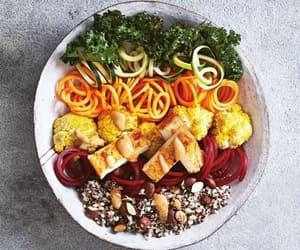 cauliflower, food, and recipe image
