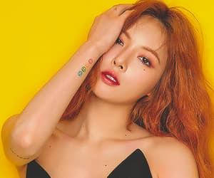 hyuna, kim hyuna, and kpop image