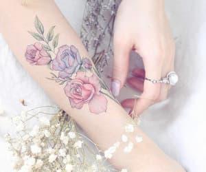 alternative, body art, and tattoo image
