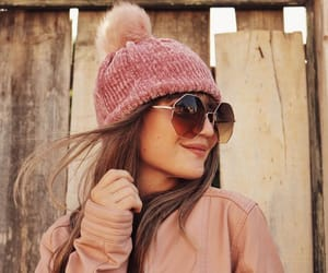 cozy, fashion, and sunnies image
