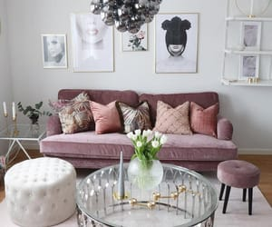 decor, pillows, and decoration image