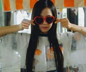 girl, blackpink, and jisoo image